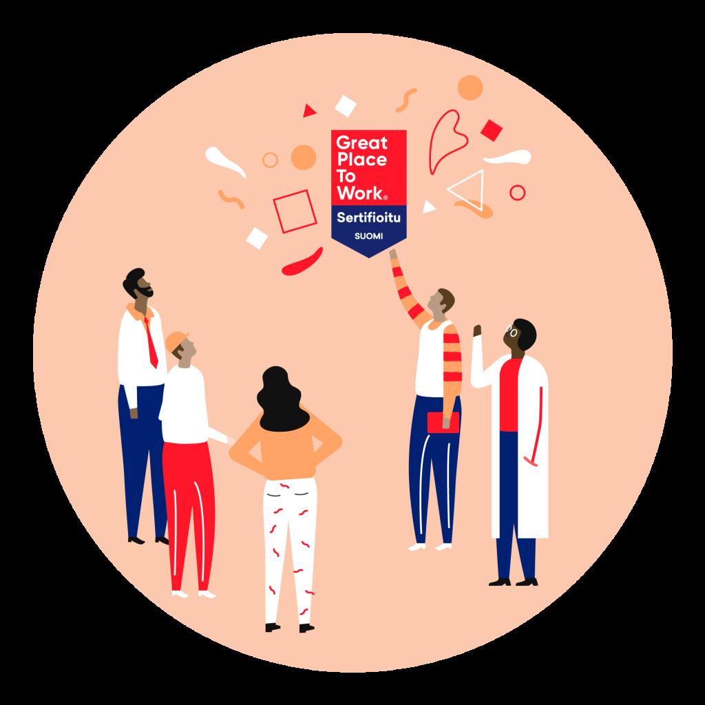 Get Certified - webinaari: Miten kehittää työnantajabrändiä Great Place to Work -sertifioinnin avulla?